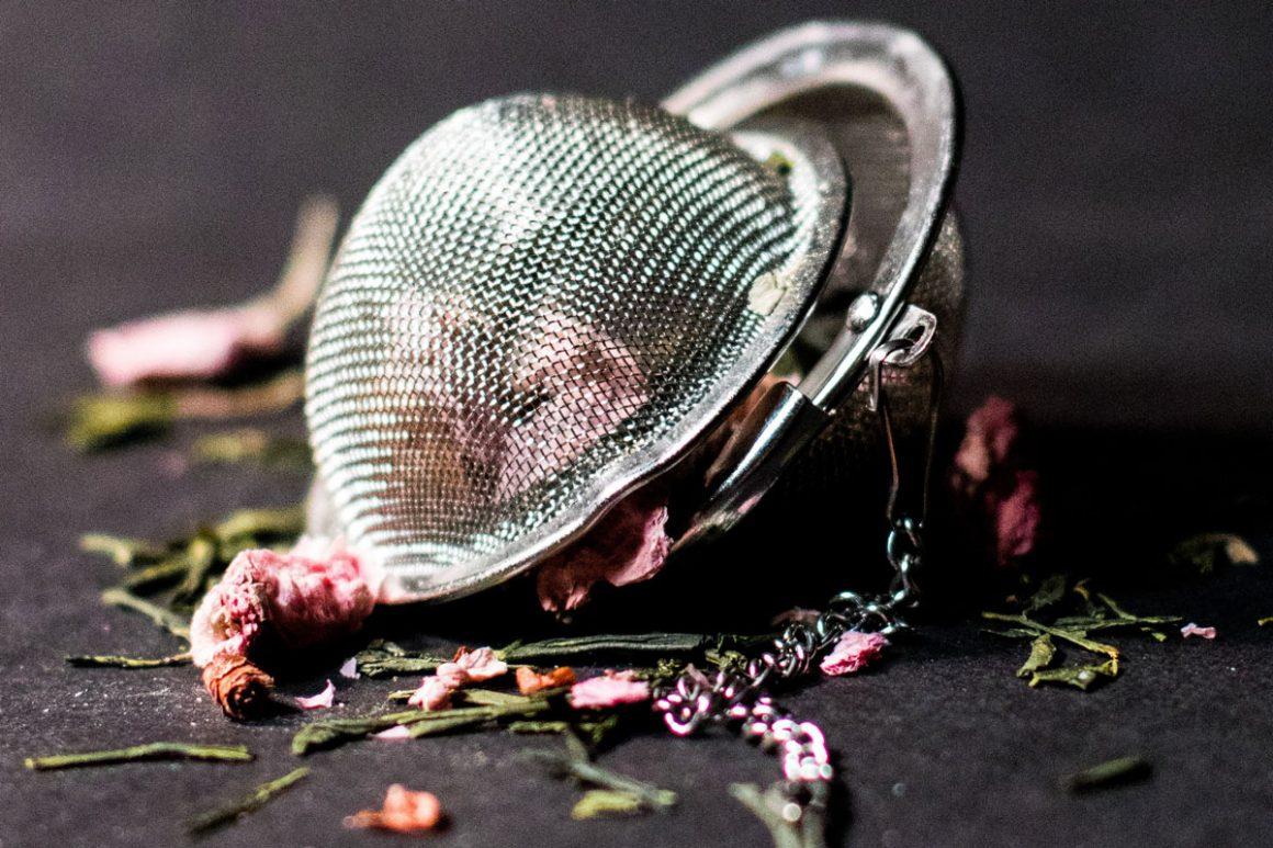 Use loose leaf tea and infuser