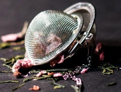 Use loose leaf tea and infuser