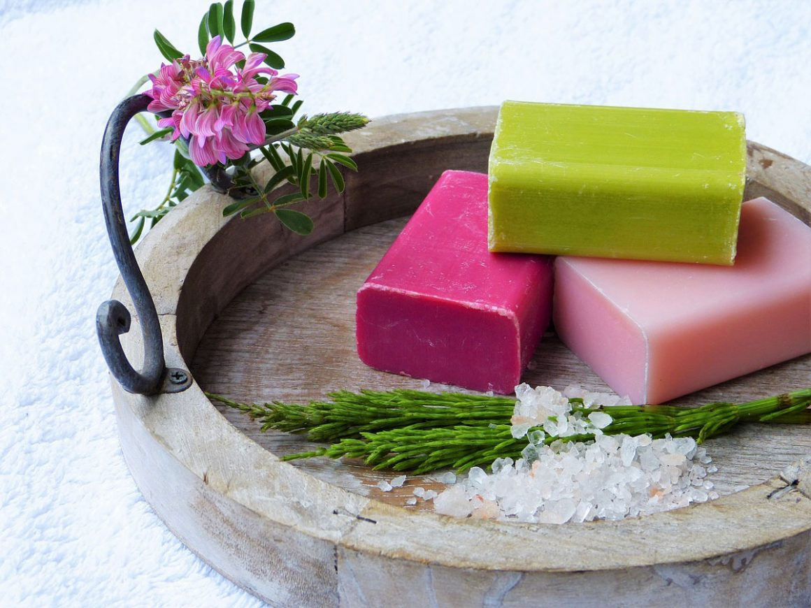 Shampoo and conditioner bars are an easy swap
