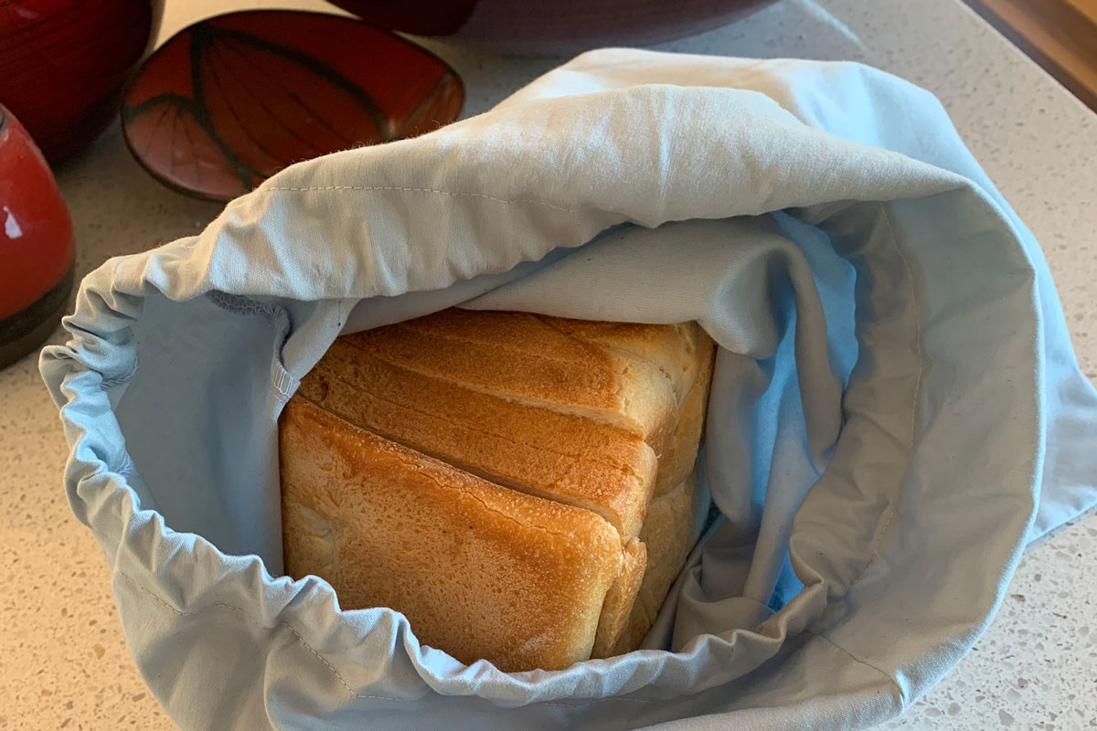 How to: Bread Collection Bag