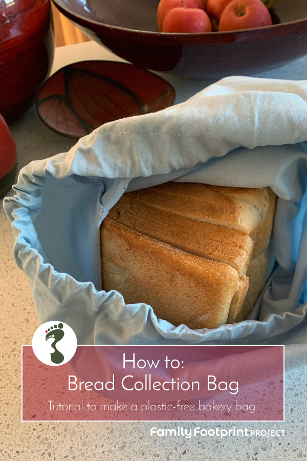 Bread Collection Bag Tutorial Pinterest Image