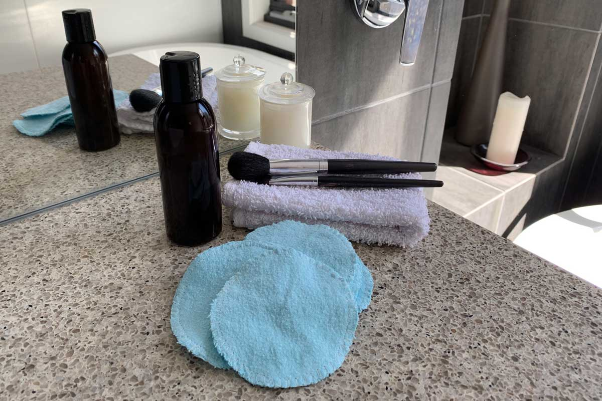 How to: Reusable Makeup Remover Pads