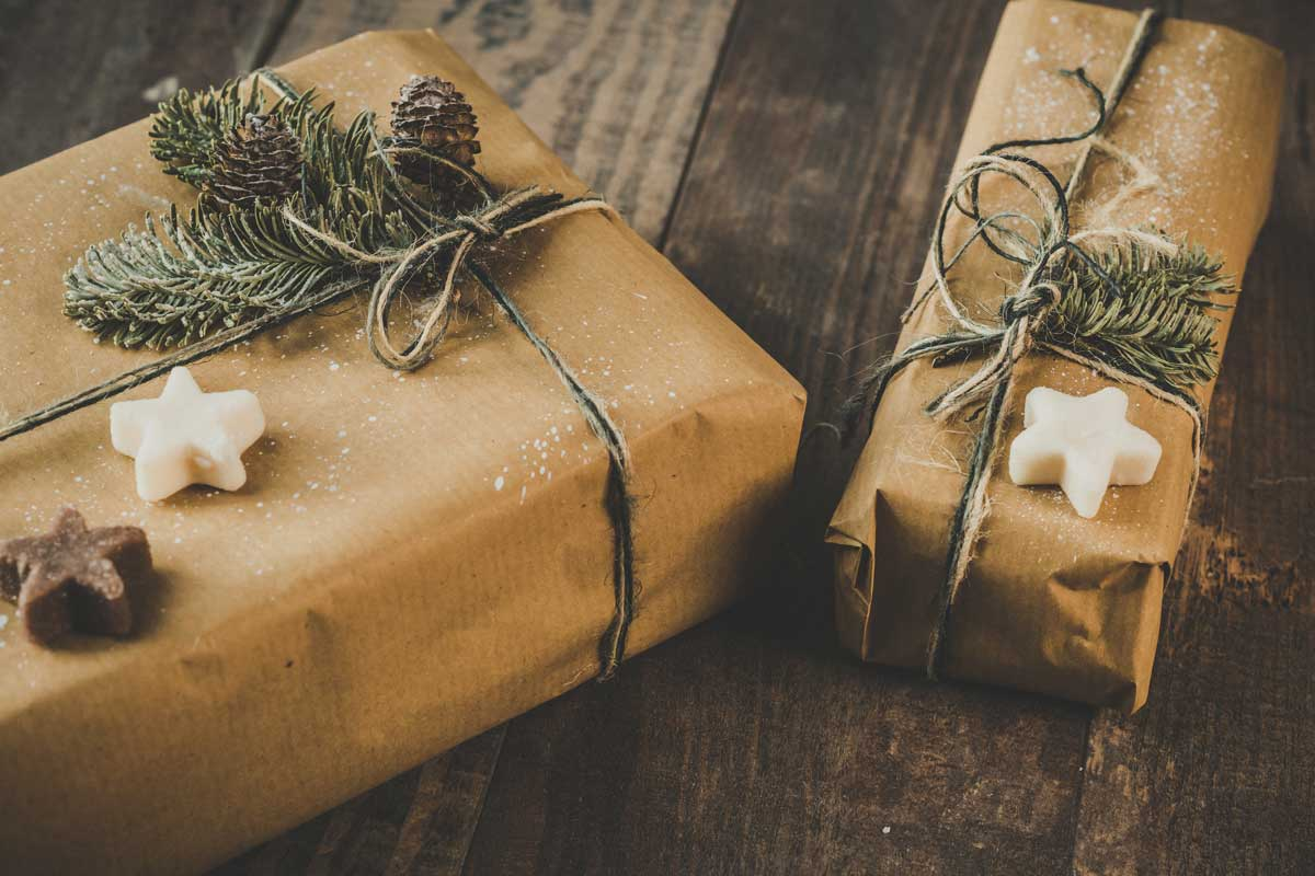 Greener Gift Giving