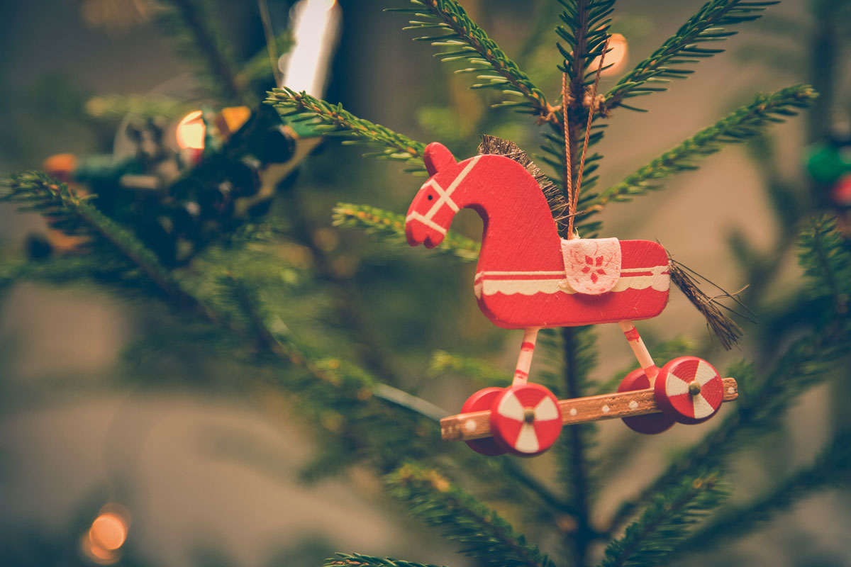 A lower footprint Christmas