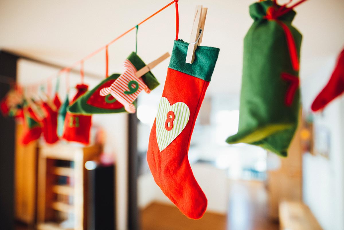 Low Waste Advent Calendar Ideas