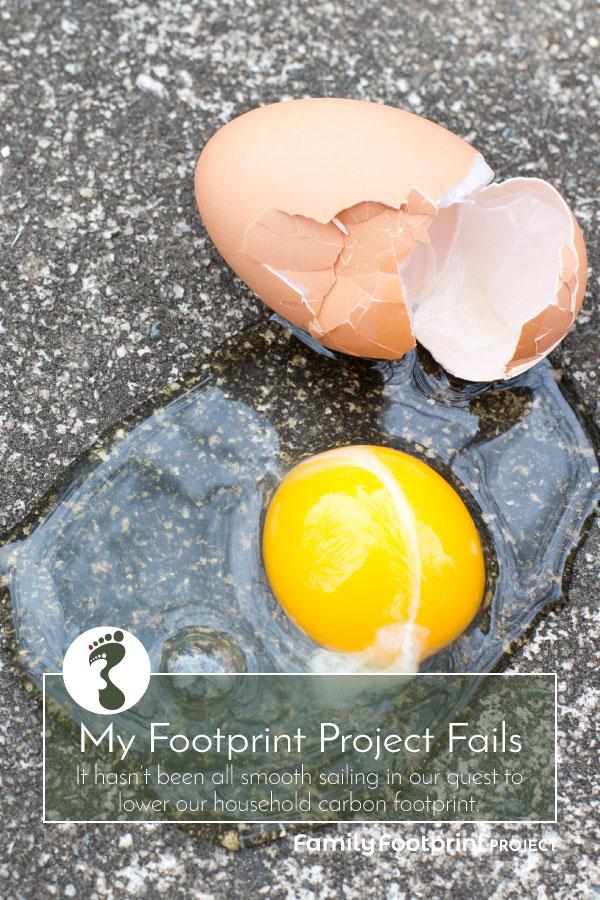 Footprint Project Fails Pinterest Image