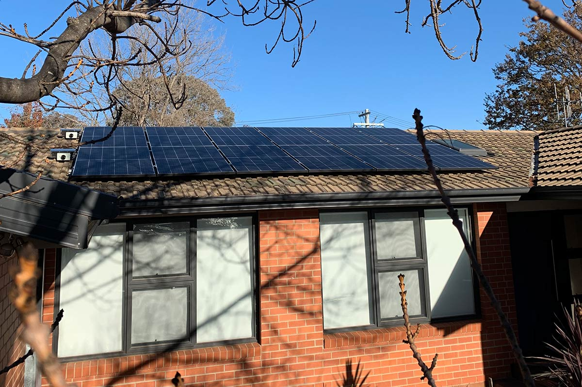 Solar Power One Year On