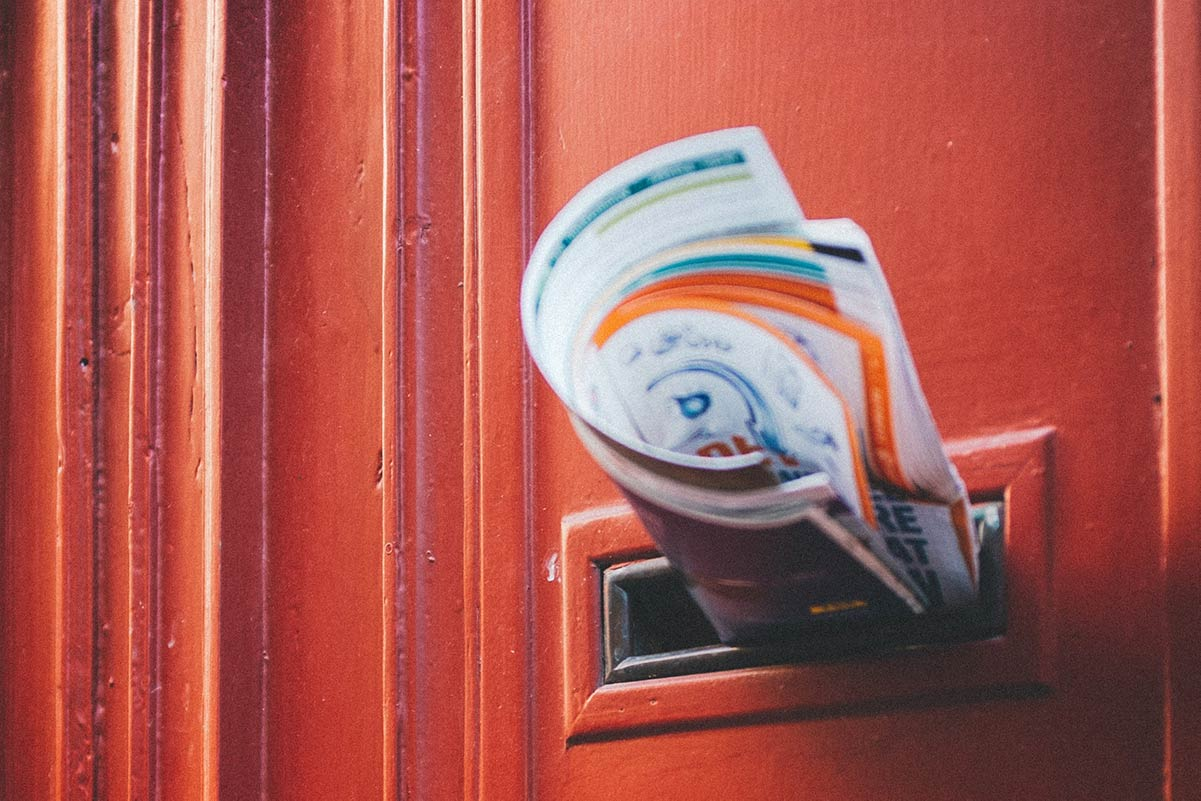 My War Against Unsolicited Mail